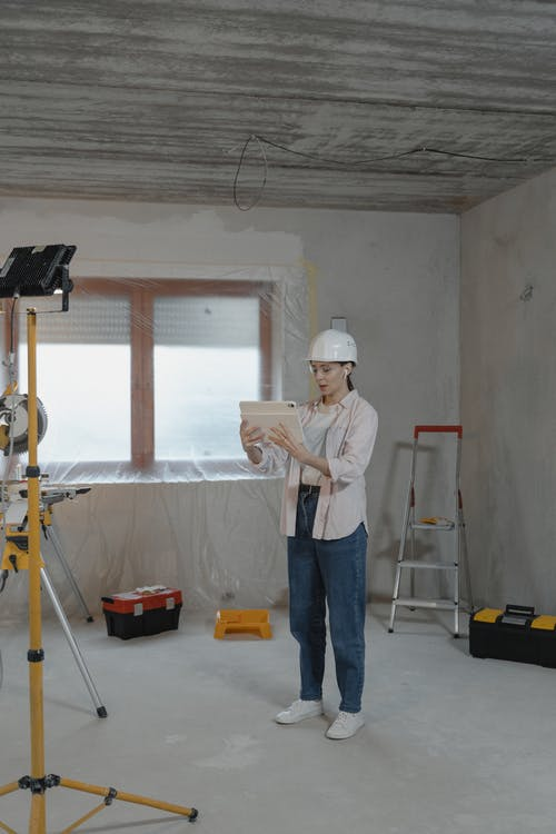 The main information to know before carrying out an inspection in new property