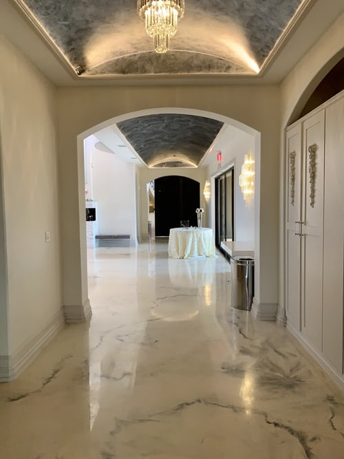 The Pros and Cons of Flooring with Marble